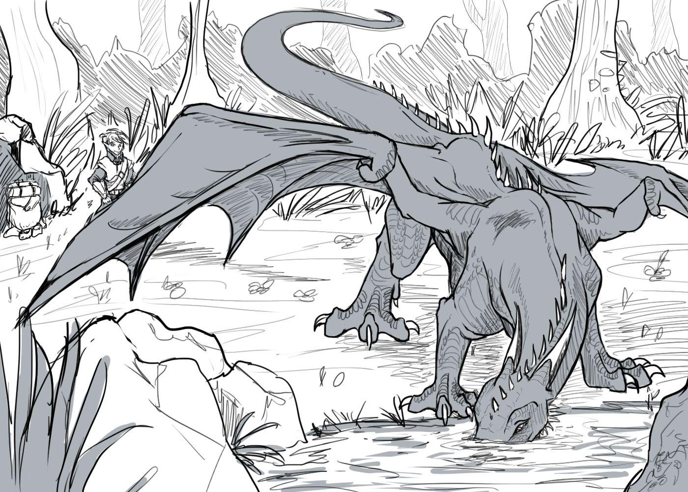 Eragon and saphira sex